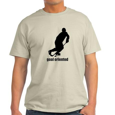 Goal Oriented Hockey Light T-Shirt