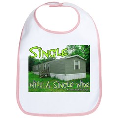 Single With a Single Wide Bib