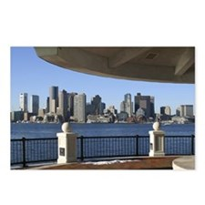 Piers Park Postcards (Package of 8)
