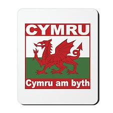 Cymru Mousepad