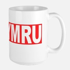 Cymru Large Mug