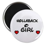 HOLLABACK GIRL Magnet