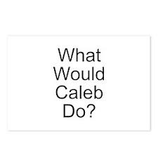Caleb Postcards (Package of 8)