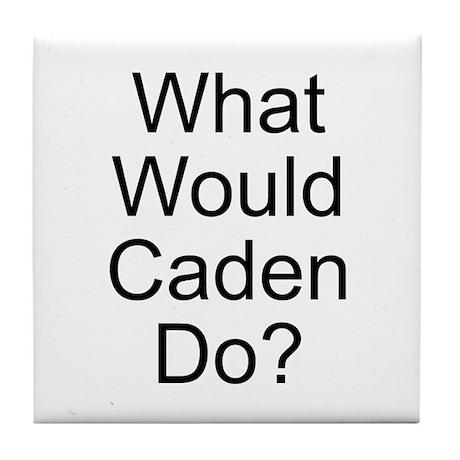 Caden Tile Coaster