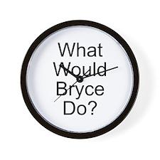 Bryce Wall Clock