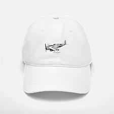 P-47 Thunderbolt Baseball Baseball Cap