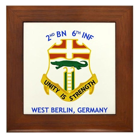 2nd Battalion 6th Infantry Berlin Brigade