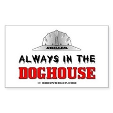 In The Doghouse DecalOil,Gas