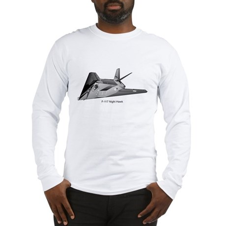 F-117 Night Hawk Long Sleeve T-Shirt