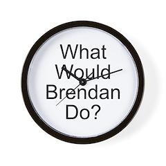 Brendan Wall Clock