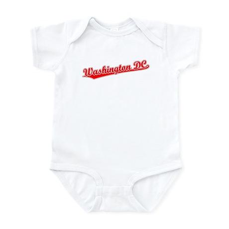 Retro Washington DC (Red) Infant Bodysuit