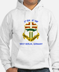 3rd BN 6th INF Hoodie