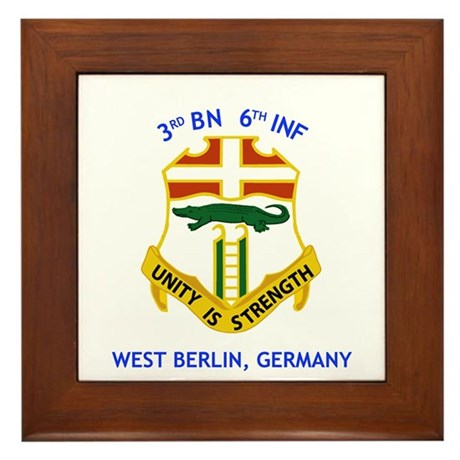 3rd Battalion 6th Infantry Berlin Brigade