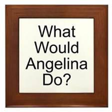 Angelina Framed Tile