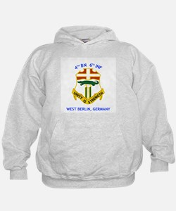 4th BN 6th INF Hoodie