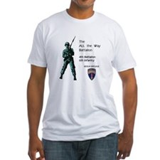 4th BN 6th INF Shirt