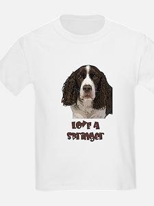 Love A Springer T-Shirt
