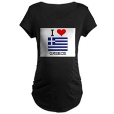 I Love Greece T-Shirt