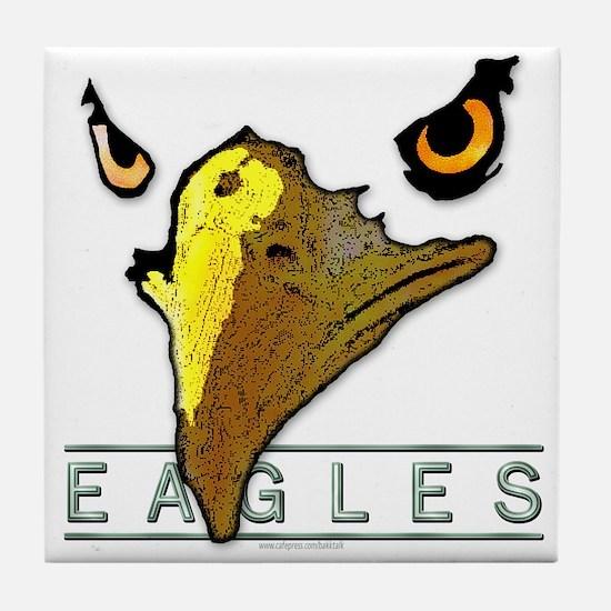 The Eagle... Tile Coaster