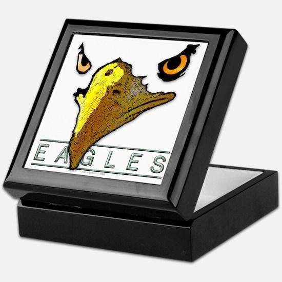 The Eagle... Keepsake Box