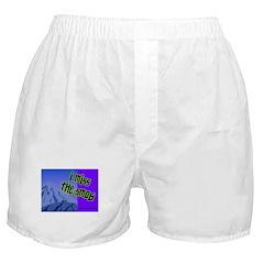 I Miss The Smog Boxer Shorts