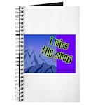 I Miss The Smog Journal