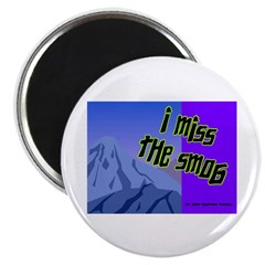 I Miss The Smog Magnet