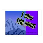 I Miss The Smog Postcards (Package of 8)