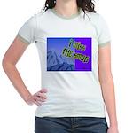 I Miss The Smog Jr. Ringer T-Shirt