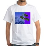 I Miss The Smog White T-Shirt