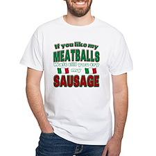 Italian Food Shirt