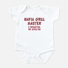 Mafia Grill Master Infant Bodysuit