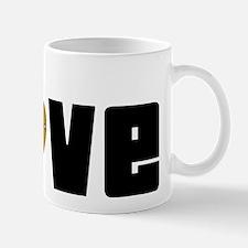 Love Pretzels Mug