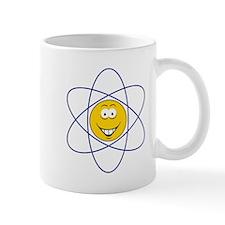 Sciene/Atom Smiley Face Mug