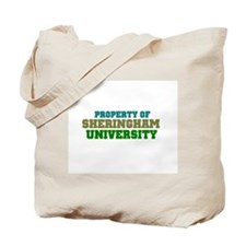 Sheringham University Range Tote Bag