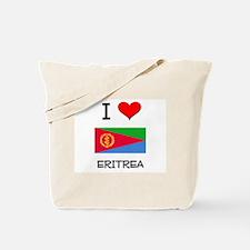 I Love Eritrea Tote Bag