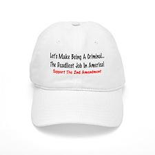Gun manufacturer Baseball Cap