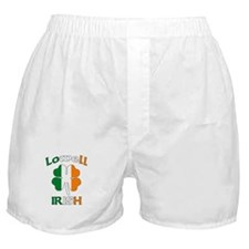 Lowell Irish Boxer Shorts