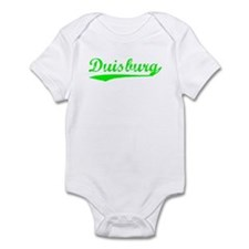 Vintage Duisburg (Green) Infant Bodysuit