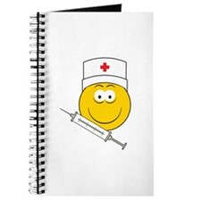Medical/Doctor Smiley Face Journal