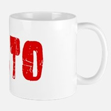 Rialto Faded (Red) Mug