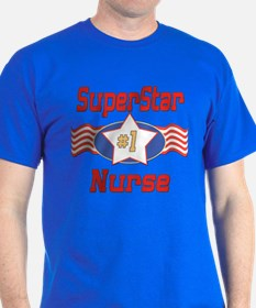 Superstar Nurse T-Shirt