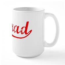 Vintage Beograd (Red) Mug