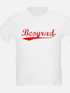 Vintage Beograd (Red) T-Shirt