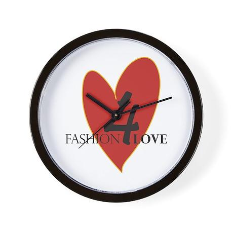 Basic Love Wall Clock