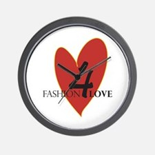 Basic Love Wall Clock