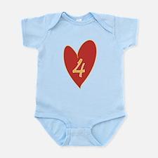 Basic Love Infant Bodysuit