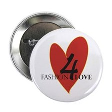 "Basic Love 2.25"" Button (10 pack)"