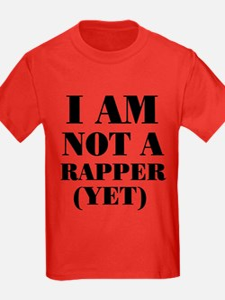 Not a rapper T