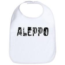 Aleppo Faded (Black) Bib
